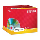 Imation DVD rewritable DVD+RW, pak van 10 stuks (Jewel Case)