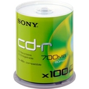 SONY® CD- Rs, 100er- Spindel